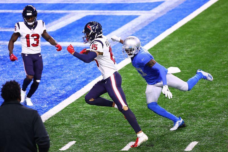Houston Texans v Detroit Lions