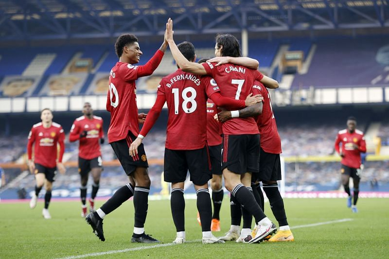 Manchester United got back to winning ways in the Premier League