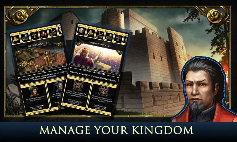 Age of Dynasties: Medieval Games, Strategy & RPG (Image Credits: APKPure.com)