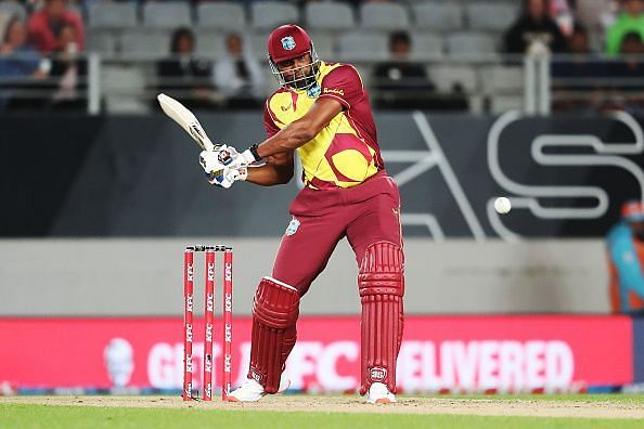 Pollard played a brilliant counter-attacking knock in the first T20I.