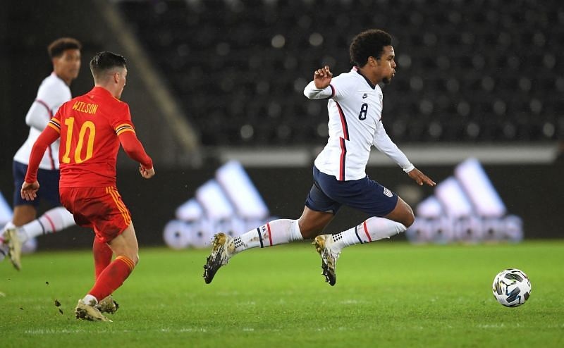 Weston McKennie has all the attributes needed to succeed for club and country.