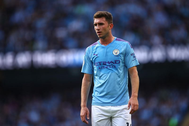 Aymeric Laporte has earned praise from Pep Guardiola for his character and winning mentality.