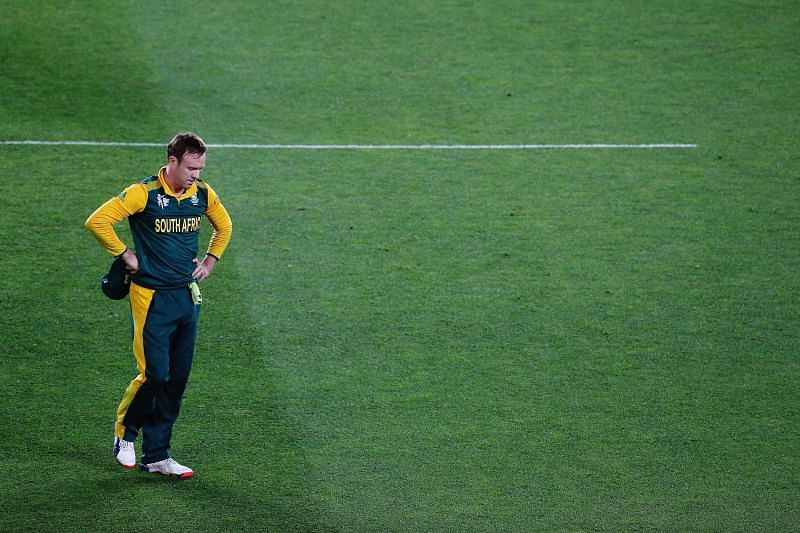 South Africa have always faltered in the knockout stages of the World Cup