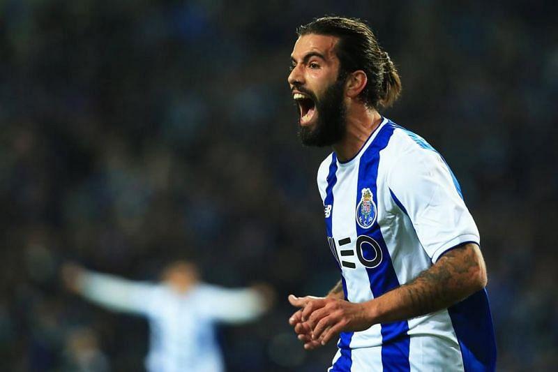 Sergio Oliviera has three goals in the last three games for Porto
