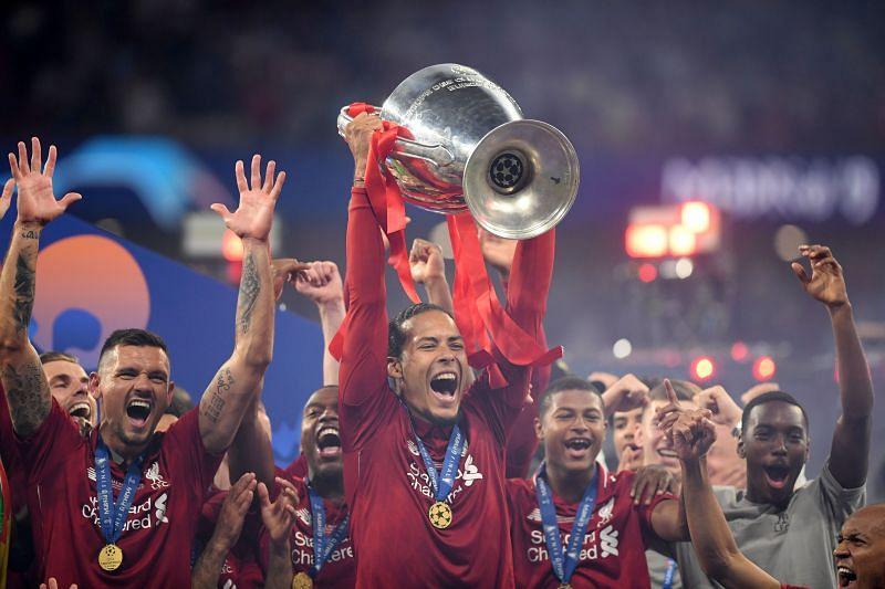 Liverpool superstar Virgil van Dijk