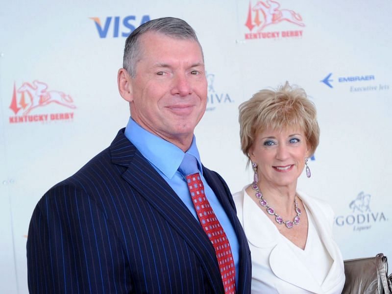 Vince McMahon Wife