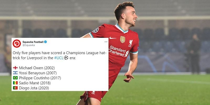 twitter erupts as liverpool run riot in 5 0 demolition of atalanta twitter erupts as liverpool run riot in