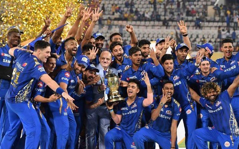 MI won their record 4th IPL title in 2019