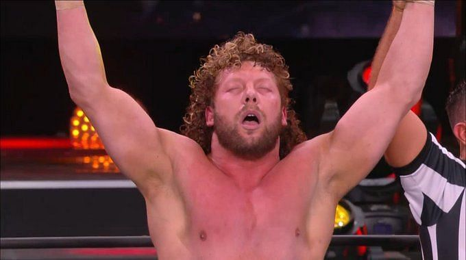 "Kenny Omega beat ""Hangman"" Adam Page at AEW Full Gear"