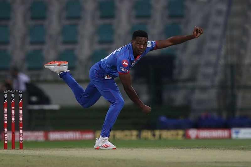 Kagiso Rabada could be the biggest threat for the Mumbai Indians batsmen [P/C: iplt20.com]