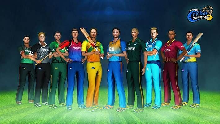 Women's Cricket in WCC 3