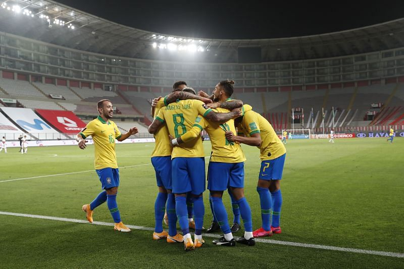 Brazil take on Venezuela this weekend