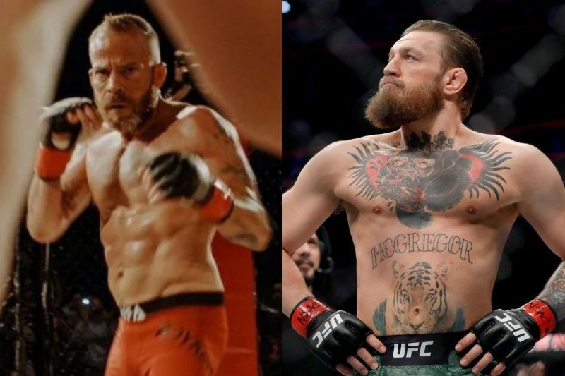 Stephen Dorff took inspiration from Conor McGregor for MMA role