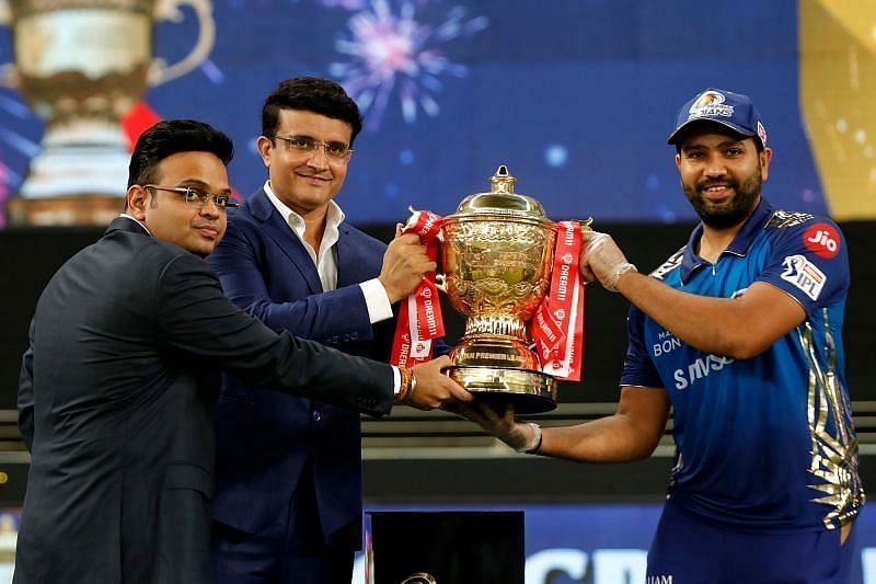 Rohit Sharma has won each of the five IPL finals he has contested as a captain [P/C: iplt20.com]