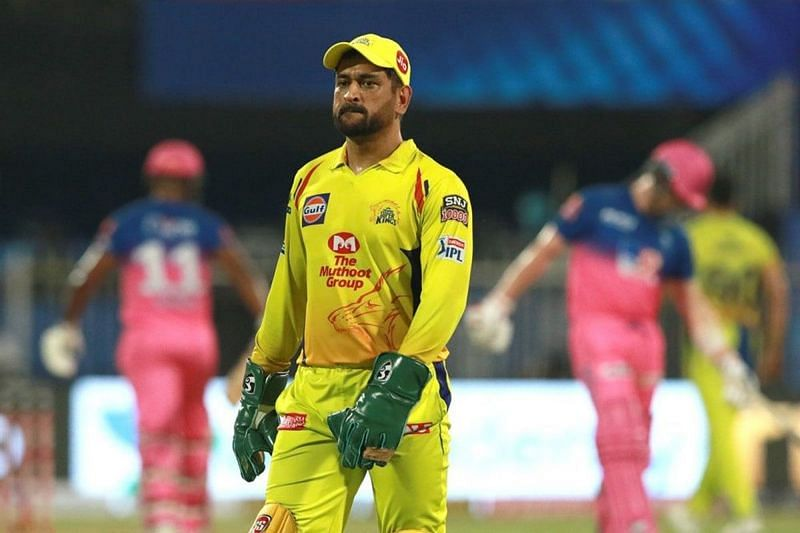 MS Dhoni was in the news for various reasons in IPL 2020