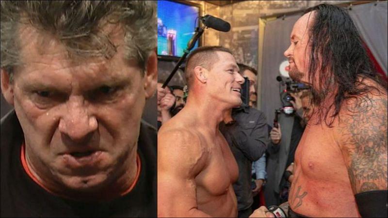 WWE legends weren
