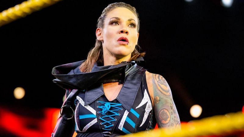 Mercedes Martinez has been removed from the RAW roster and RETRIBUTION