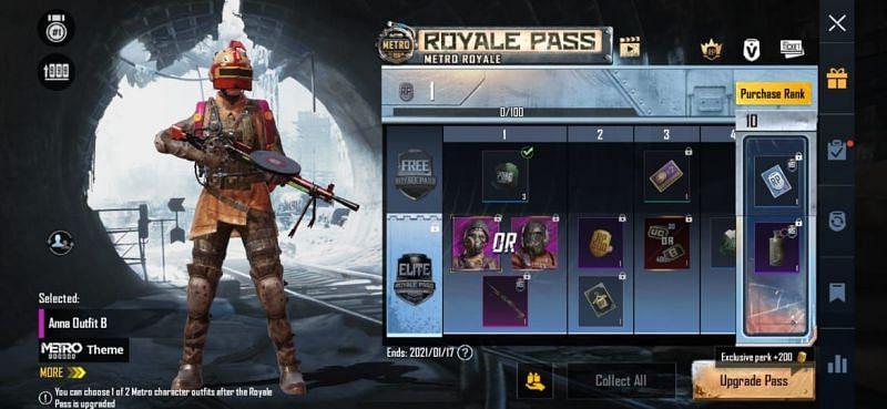 RP 1 - Reward