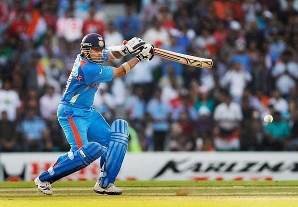 Sachin Tendulkar is the all-time top-scorer in both Tests and ODI cricket.