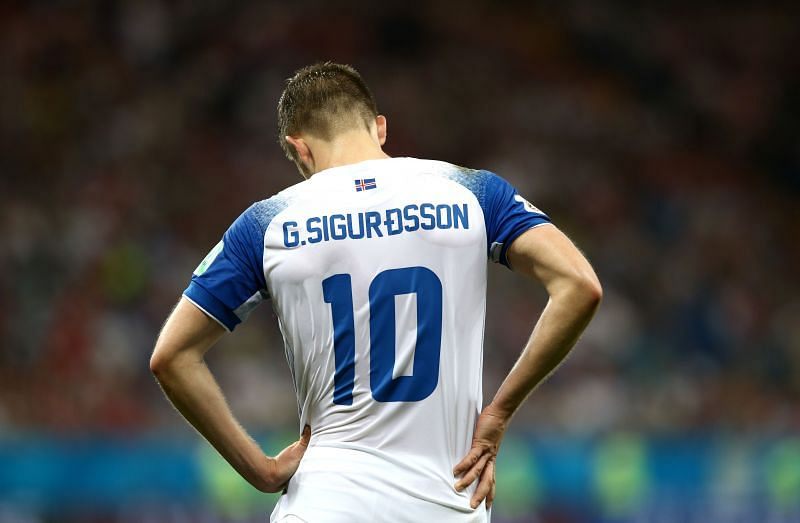 Sigurdsson is a key player for Iceland