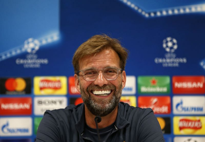 Liverpool Training Session and Press Conference