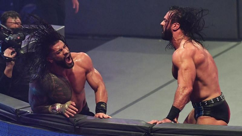 Drew McIntyre looked surreal in this match