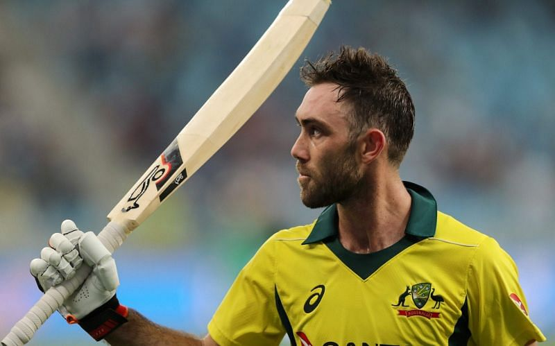 Glenn Maxwell has been in and out of the Australian team