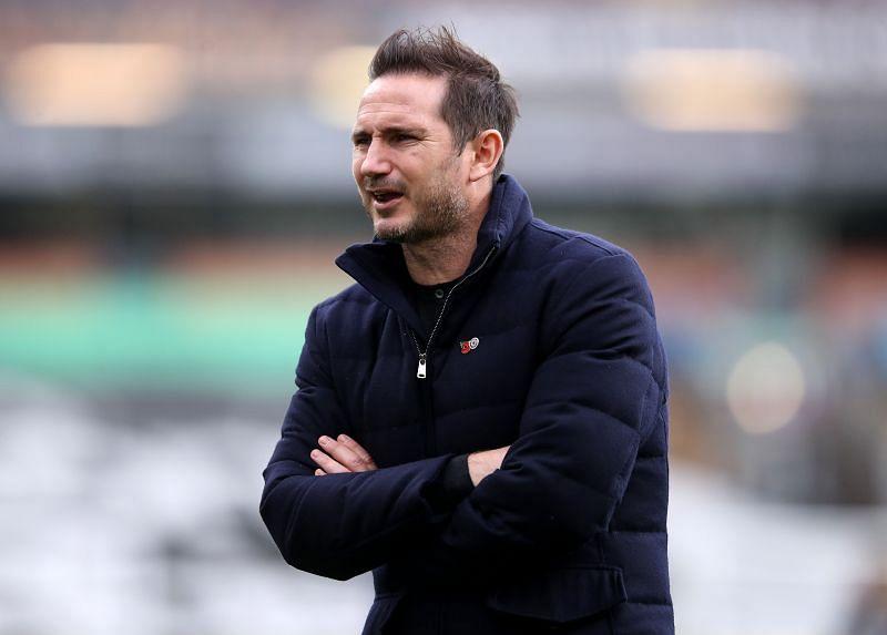 Frank Lampard could lose striker Olivier Giroud in January