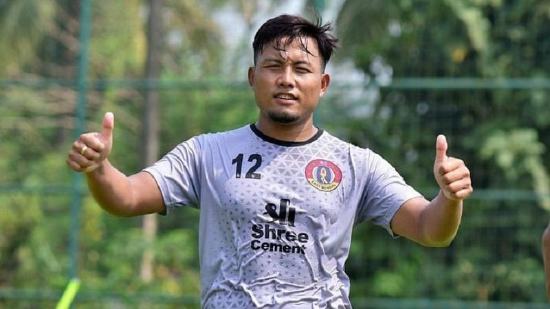 Jeje Lalpekhlua will turn out for SC East Bengal this year (ISL Media)