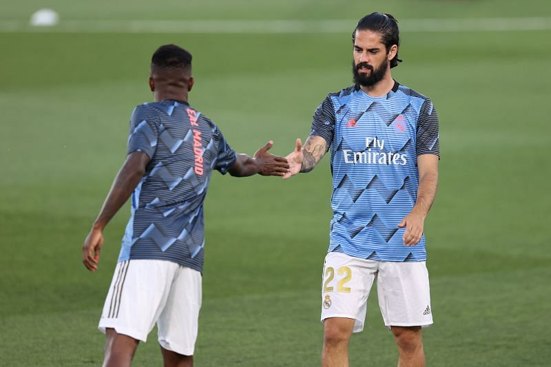 Isco could leave Real Madrid