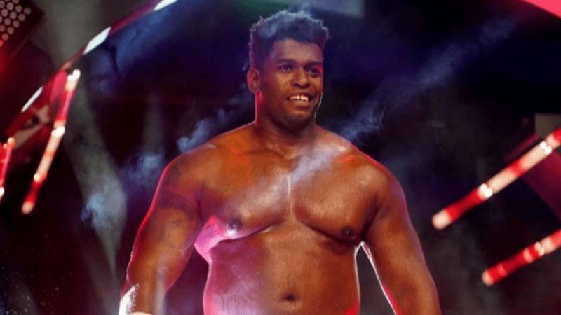 AEW wrestler Will Hobbs