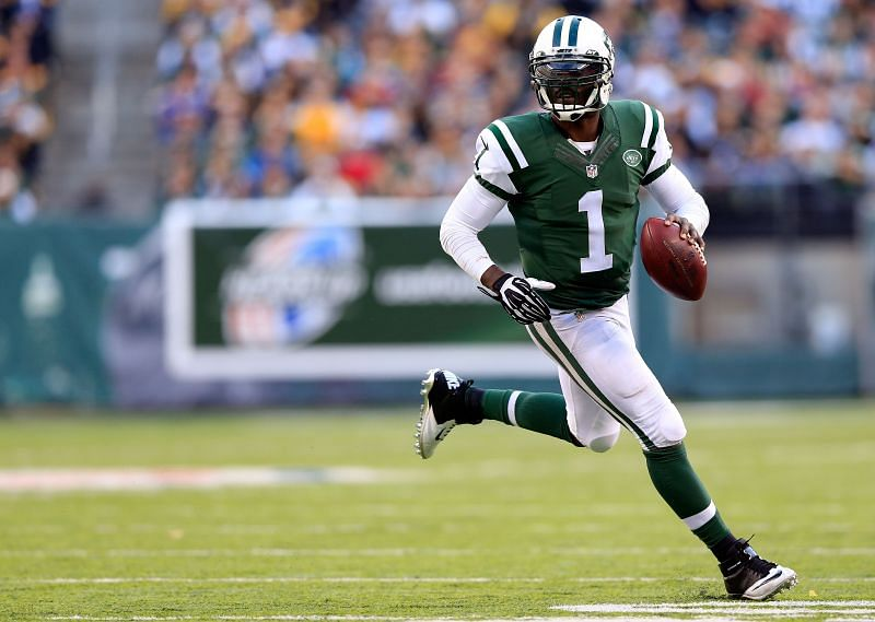 Michael Vick during his time with the New York Jets