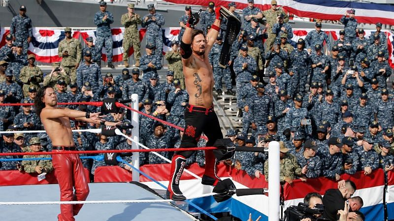 There are rumors that WWE Tribute to the Troops could be returning next month.