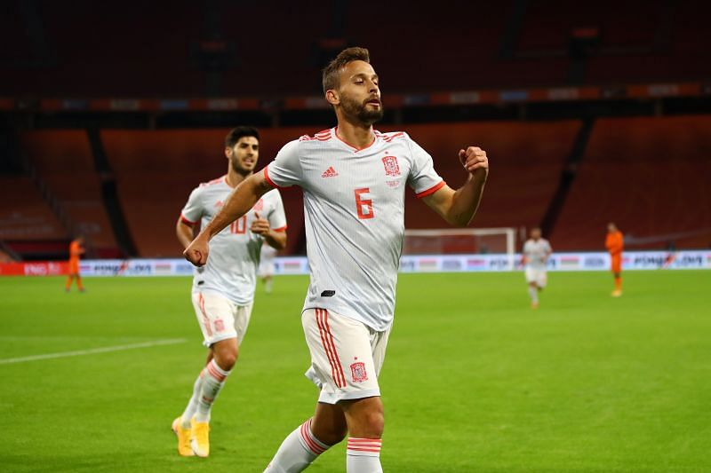 Sergio Canales has been impressive in his recent international outings for Spain
