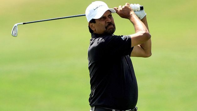 Kapil Dev has been an amateur golfer since his retirement from cricket