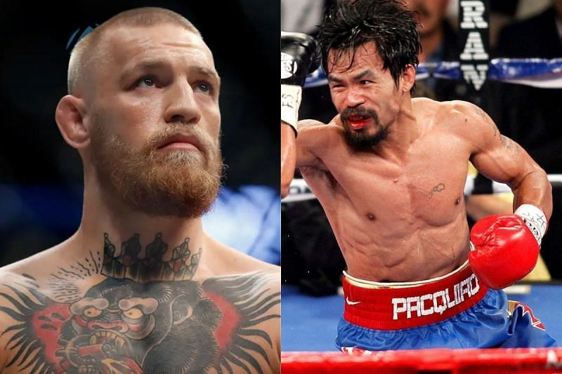 Conor McGregor vs. Manny Pacquiao to take place in 2021