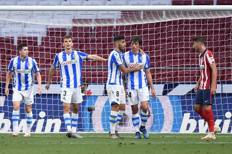 Real Sociedad have a strong squad