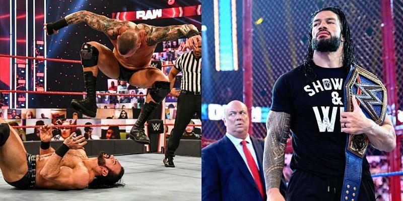 इस हफ्ते WWE Raw में काफी कुछ हुआ है