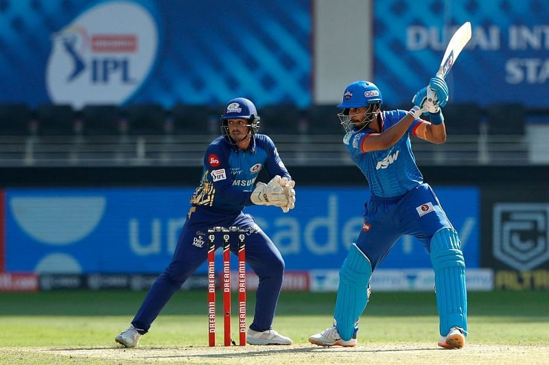 Can the Delhi Capitals avenge their previous two defeats to the Mumbai Indians in IPL 2020? (Image Credits: IPLT20.com)