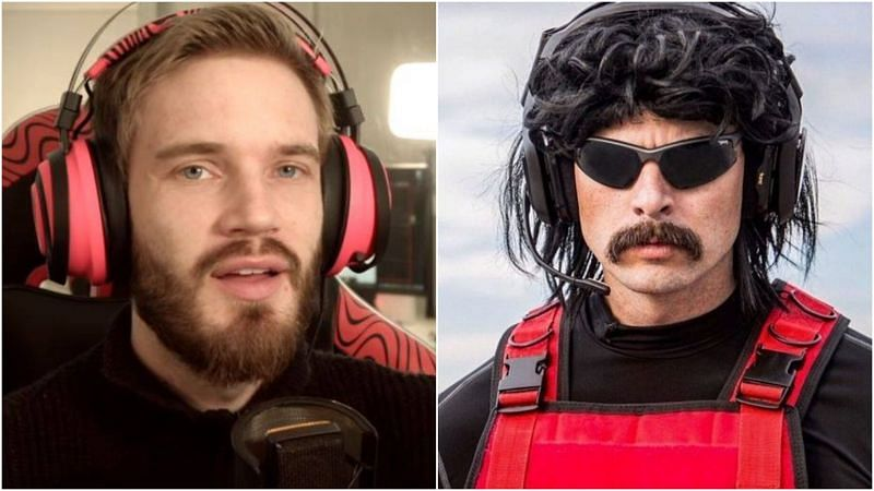 During his recent YouTube stream, Dr Disrespect hinted at an upcoming Among Us stream with PewDiePie
