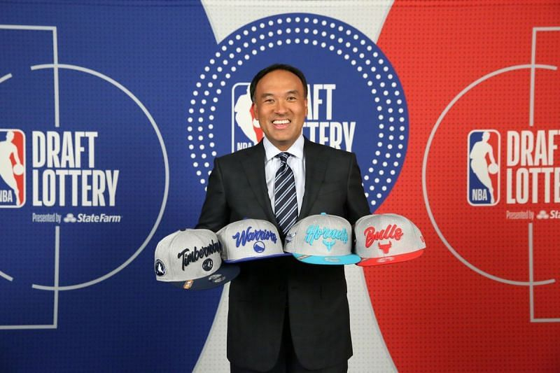 Teams with the top 4 picks in the NBA Draft 2020