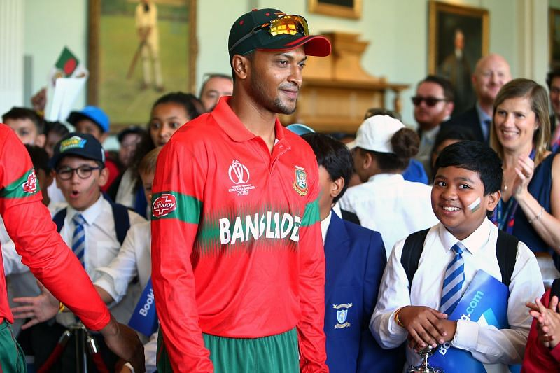 Shakib Al Hasan will be part of the Gemcon Khulna in the Bangbandhu T20 Cup