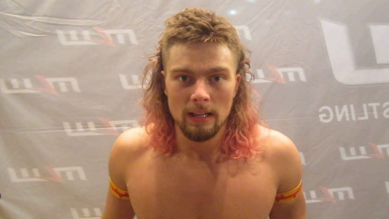 Brian Pillman Jr has been a part of MLW for some time now