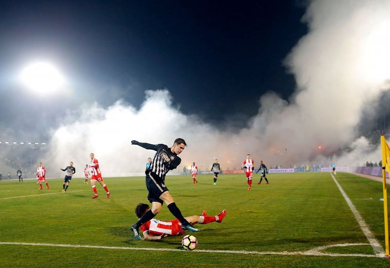 Partizan vs Red Star: A calendar fixture for every football faithful.