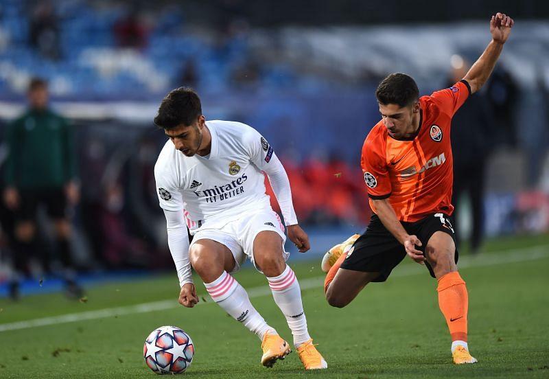 Real Madrid take on Shakhtar Donetsk this week
