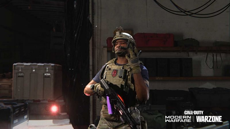 As per Activision, a new Operator is coming to COD: Warzonesoon (Image via Activision)