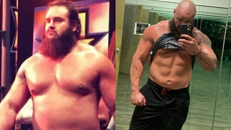 Braun Strowman: Then and Now