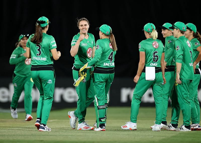 Melbourne Stars will be competing in their maiden WBBL final.