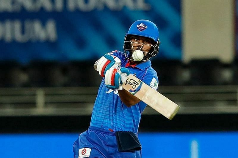 Shikhar Dhawan is one of the openers in Irfan Pathan