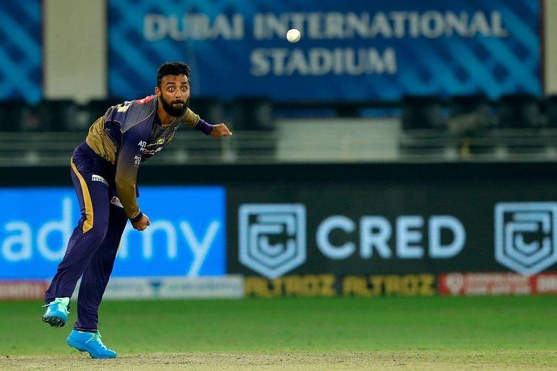Varun Chakravarthy earned an international call-up with his performance this IPL season [iplt20.com]